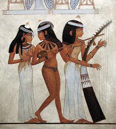 ÄgyptMusiker