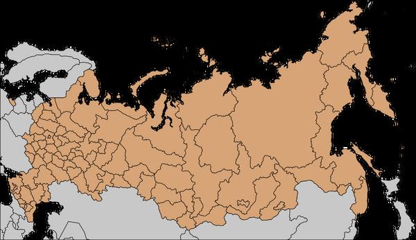 Административно-территориальное деление РФ