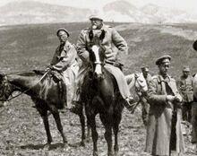 Русские войска под Анкарой