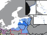 Republic of Latvia (Principia Moderni III Map Game)
