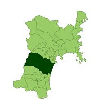 Natori in Miyagi Prefecture (SM 3rd Power)