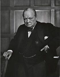 Сэр Черчилль