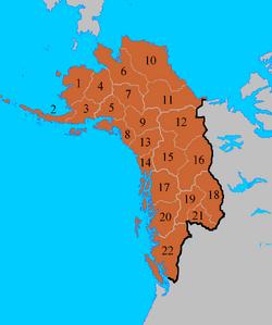 Alaska Oblasts VINW
