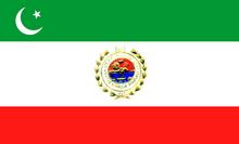 Babariawad bandera