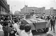 June Revolution Photograph