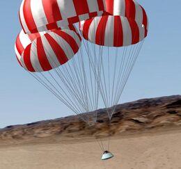 LandungMars