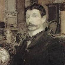 Бирюков портрет