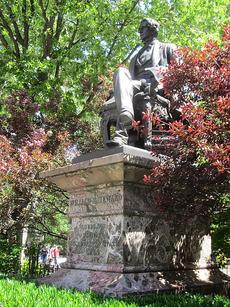 Памятник Сьюарду