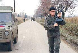 Сербский патруль