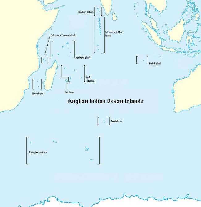 AIOI Map (the Kalmar Union)