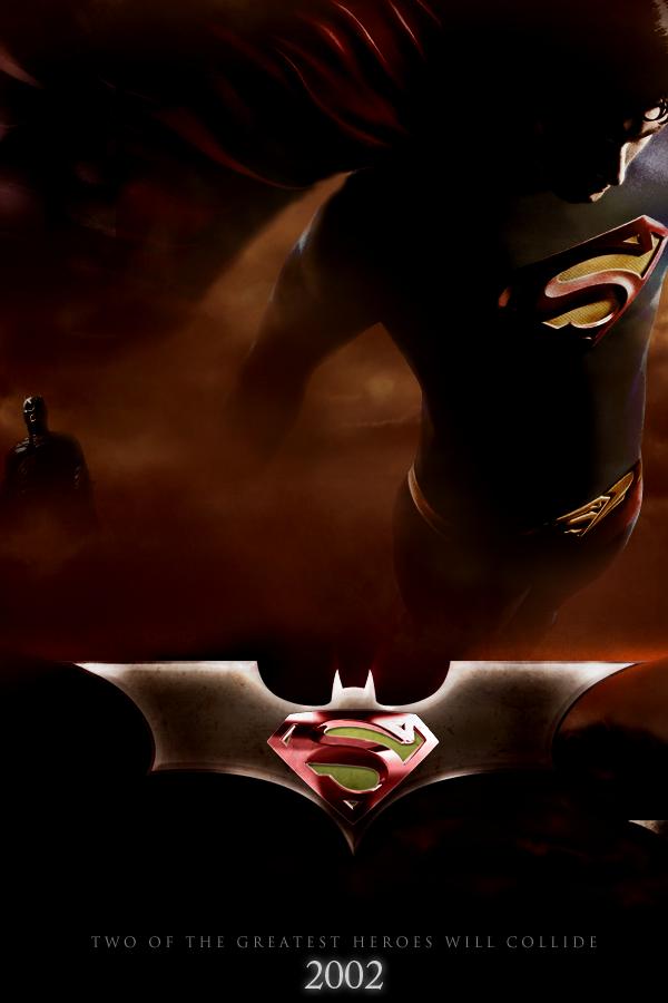 Teaser Poster For Batman Vs Superman