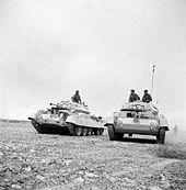 Crusade Tanks