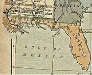 Florida occidental 1795