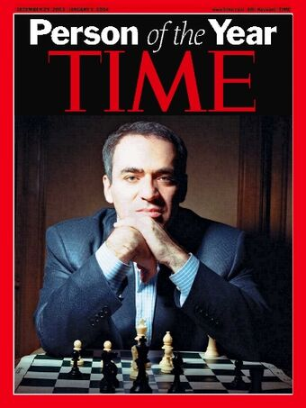 Garry Kasparov (President Welles) | Alternative History | Fandom