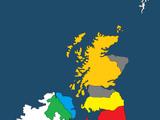 Brexit: The Uncivil War (Map Game)
