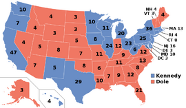 Elecciones Presidenciales de Estados Unidos de 1984 (Chile No Socialista)