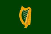 Irish Empire Flag