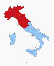 L'italia com prim di ann rom