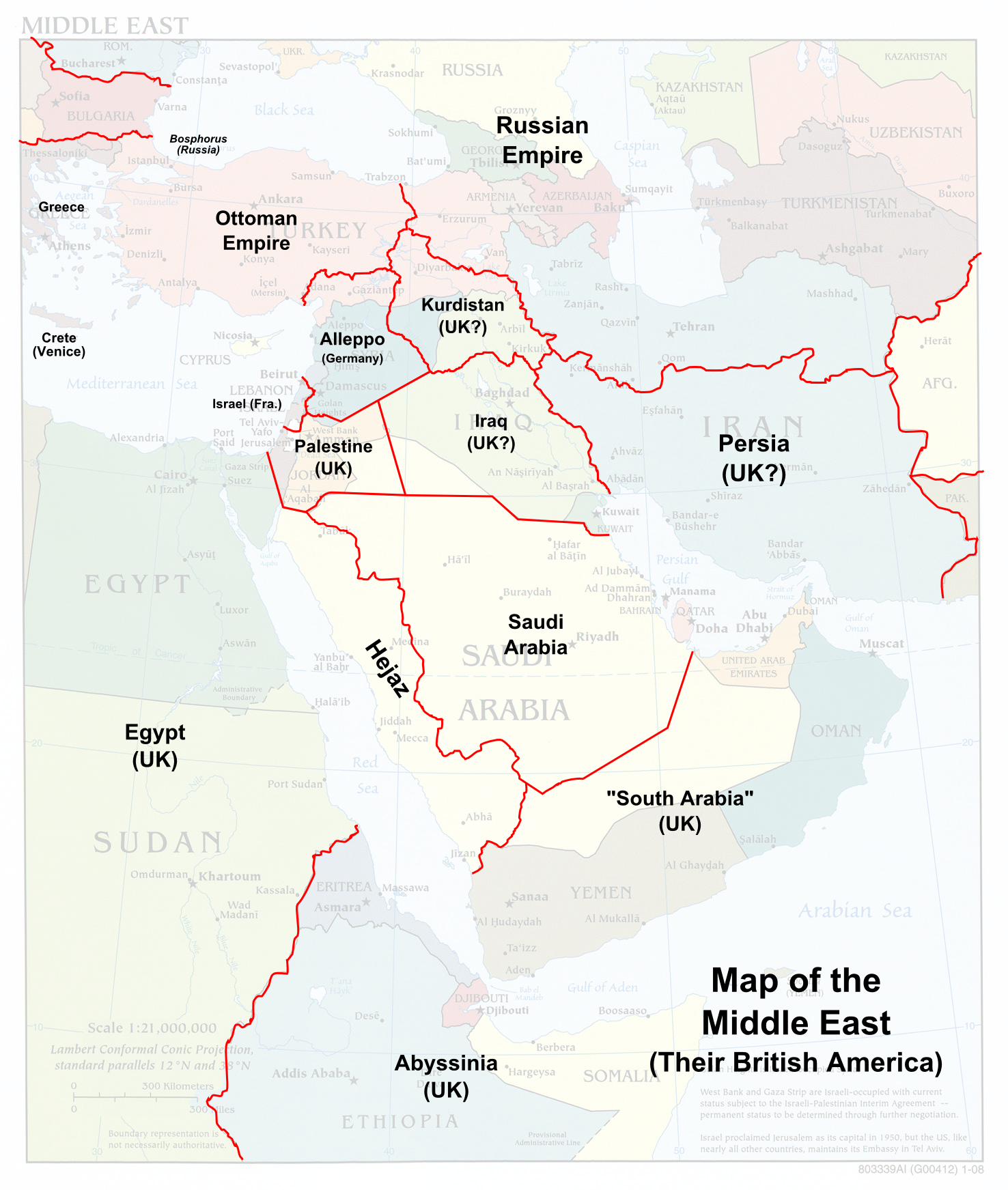Image   Map of the Middle East (Their British America).png
