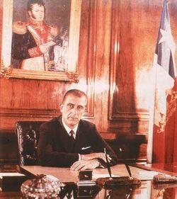 Presidente Eduardo Frei Montalva