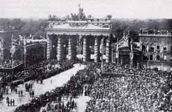 Creacion imperio aleman