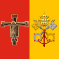 Flag of the Papal States (Medieval).png