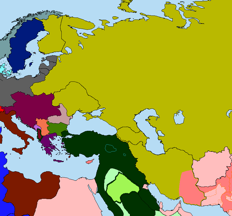 Image Treaty of Riga Map V1png Alternative History FANDOM