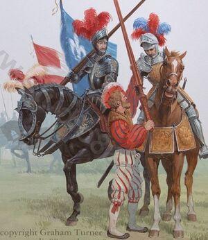 Французская кавалерия