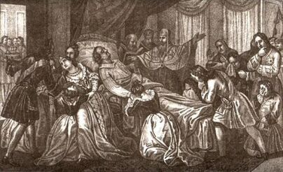 1454504664 death of peter the great