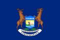 Flag of Michigan (1941 Success).png