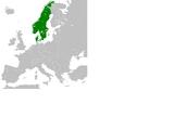 Scandinavia (Cherry, Plum, and Chrysanthemum)