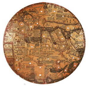Mapa de Borgia XV