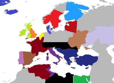 Nations 2 Austrian Fourth Reich