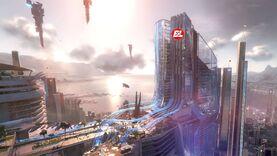 Sci-fi-city-picture-wallpaper