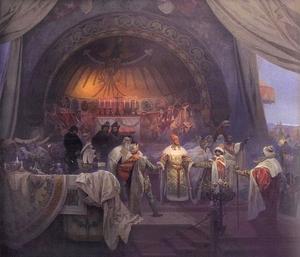 Свадьба Венцеля и Матильды
