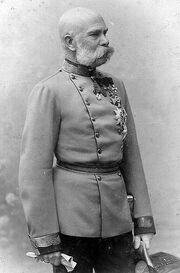 395px-Pietzner, Carl (1853-1927) - Emperor Franz Josef I - ca 1885