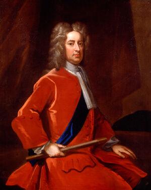 John Churchill, 1st Duke of Marlborough (1650-1722)
