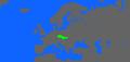 Location of Czechoslovakia (Alternative 2014).png