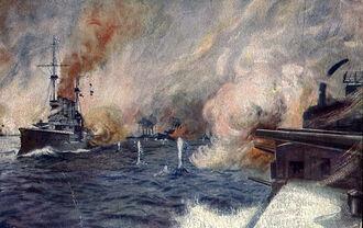 Битва при Марианских островах