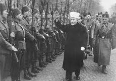 Hadsch-Amin-el-Husseini-und-Muslimische-SS-Freiwillige
