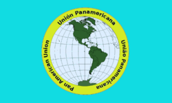 Pan-American Union Flag