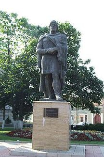 Posąg Burebisty