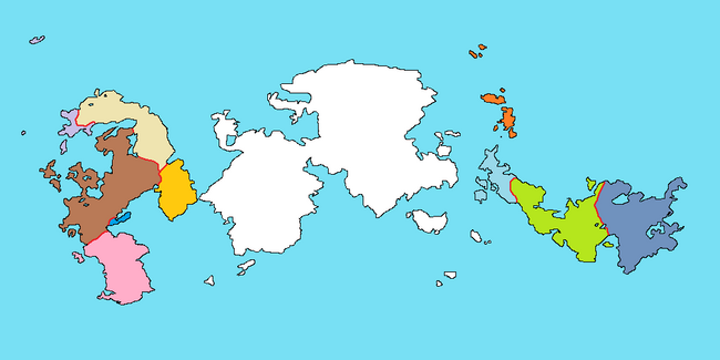 Tahzkar and Surrounding World