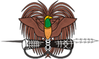 Герб Папуасского Союза