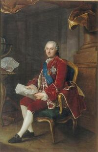 Anne-Baptiste Nivelon, Louis de France, dauphin (1764)