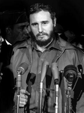 Fidel CastroUN