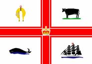 Flag of Melbourne