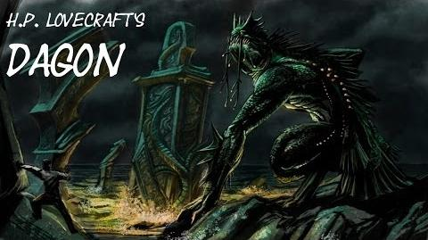 Hörbuch- Lovecraft Dagon. Lovecraft - Dagon (1917)