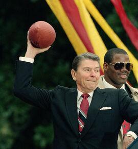 Ronald ReaganFootball