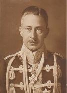 William, German Crown Prince